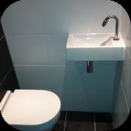 verwarming badkamer bad wastafel loodgieter Stephan de Lepper